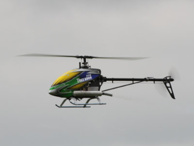 Stansted Model Flying Club Helicopter Training